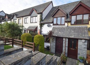 Thumbnail 2 bed terraced house for sale in Clover Lane Close, Boscastle, Cornwall