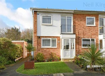 Thumbnail 3 bed terraced house for sale in Kingspark Court, South Woodford, London