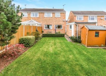 Thumbnail 3 bedroom semi-detached house for sale in Norfolk Road, Desford, Leicestershire