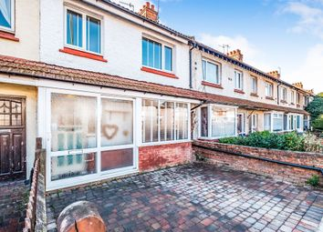 Thumbnail 3 bed terraced house for sale in Old Shoreham Road, Southwick, Brighton