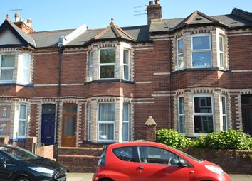 Thumbnail 3 bed terraced house for sale in Monks Road, Exeter