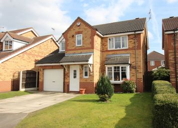 Thumbnail 4 bed detached house for sale in Highfield Close, Barnby Dun, Doncaster