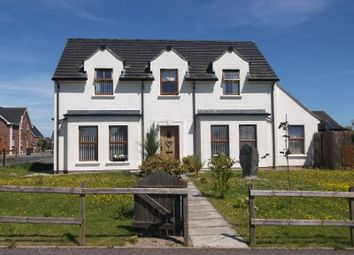 Thumbnail 4 bed detached house to rent in Longfield Way, Ballyhalbert, Newtownards