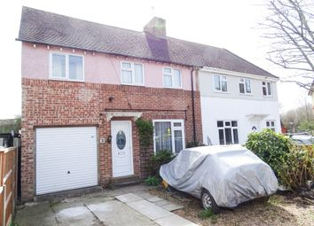 Thumbnail 4 bedroom semi-detached house for sale in Albert Road, Chichester