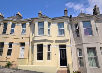 Thumbnail 3 bed terraced house for sale in Rosebery Avenue, St Judes, Plymouth, Devon