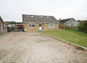 Thumbnail 5 bed detached house for sale in Caravan Site, Whitehouse Lane, Attleborough