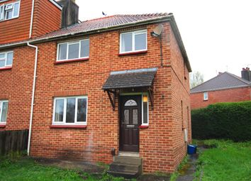 Thumbnail 3 bed semi-detached house to rent in Highweek Road, Newton Abbot