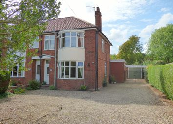 Thumbnail 3 bed semi-detached house for sale in Victoria Road, Beverley