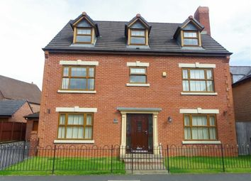 Thumbnail 6 bed detached house to rent in Douglas Lane, Grimsargh, Preston