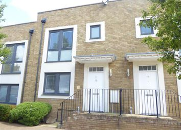 Thumbnail 3 bed terraced house for sale in The Fort, Rochester, Kent