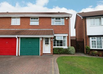 Thumbnail 3 bed semi-detached house for sale in Bradshawe Close, Birmingham