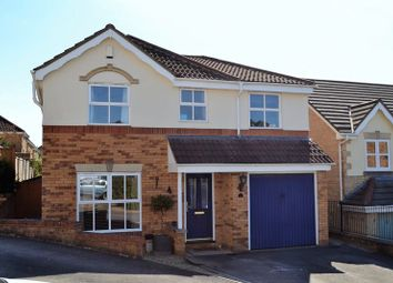 Thumbnail 4 bed detached house for sale in Spencer Drive, Midsomer Norton, Radstock