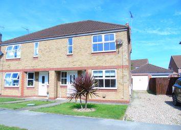 Thumbnail 3 bed semi-detached house to rent in New Walk, Driffield
