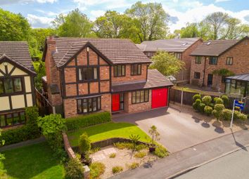 Thumbnail 4 bedroom detached house for sale in Cooks Drive, Castle Donington, Derby