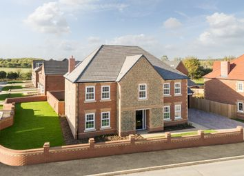 "Thumbnail 5 bed detached house for sale in ""Glidewell"" at Winchester Road, Whitchurch"