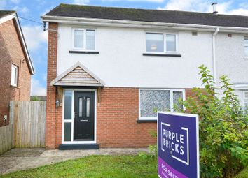 Thumbnail 3 bed semi-detached house for sale in Nantygro, Llangennech, Llanelli