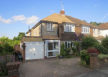 Thumbnail 4 bed semi-detached house for sale in Southcroft Road, Orpington