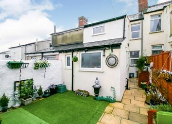 Thumbnail 3 bed terraced house for sale in Henry Street, Barry