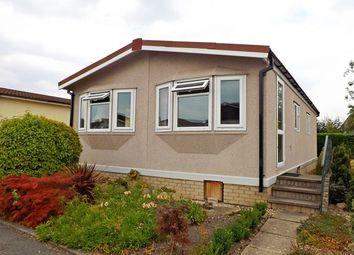 Thumbnail 2 bedroom mobile/park home for sale in Parklands, Hampton, Evesham