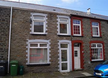 Thumbnail 3 bed terraced house for sale in Richmond Road, Mountain Ash