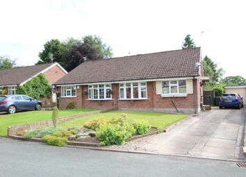 Thumbnail 2 bed bungalow for sale in Ashton Avenue, Macclesfield