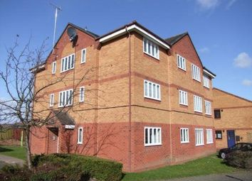 Thumbnail 1 bed flat to rent in Fontwell Road, Branston, Burton-On-Trent