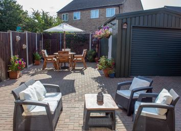 Thumbnail 3 bed semi-detached house for sale in Coxs Close, Beccles