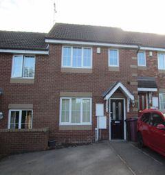 Thumbnail 3 bed town house to rent in Babbington Street, Tibshelf, Alfreton