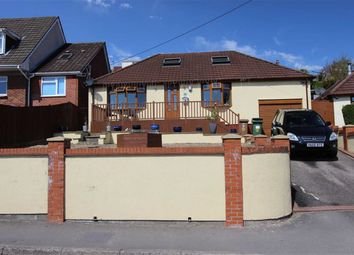 Thumbnail 3 bed detached bungalow for sale in Heol Pwll-Y-Pant, Caerphilly
