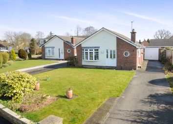 Thumbnail 2 bed bungalow for sale in Stablers Walk, Earswick, York