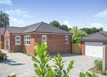 Thumbnail 3 bed detached bungalow for sale in High Street, West End, Southampton