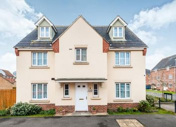 Thumbnail 5 bedroom detached house for sale in Endeavour Road, Oakley Park, Swindon, Wiltshire