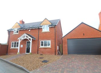 Thumbnail 3 bed detached house for sale in 2 Willowbank Meadow, Hengoed, Oswestry