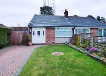 Thumbnail 2 bed bungalow for sale in Silverdale Close, High Lane, Stockport