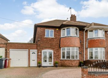 Thumbnail 3 bedroom semi-detached house for sale in West Bromwich Road, Walsall, West Midlands