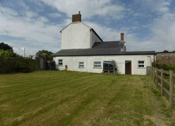 Thumbnail 3 bed semi-detached house to rent in Eastleigh Farm, Stratton, Bude, Cornwall