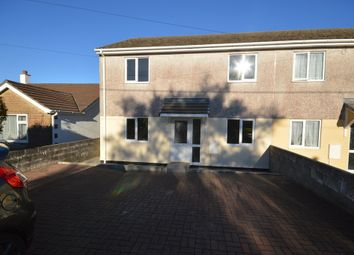 Thumbnail 4 bed semi-detached house to rent in Higher Broad Lane, Illogan Highway, Redruth