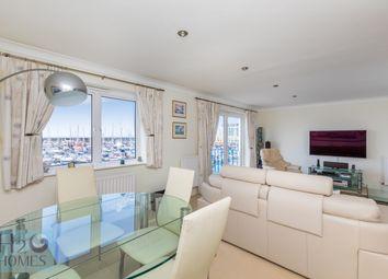 Merton Court, Brighton Marina Village, Brighton BN2. 3 bed flat for sale