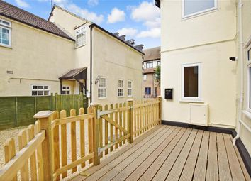 Thumbnail 1 bed maisonette for sale in The Crescent, Leatherhead, Surrey