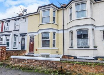 Thumbnail 3 bed terraced house for sale in King Edward Road, Maidstone, Kent, .