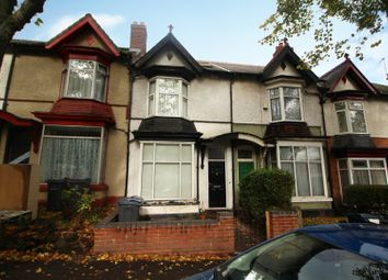 Thumbnail 5 bed terraced bungalow for sale in Frances Road, Birmingham, West Midlands