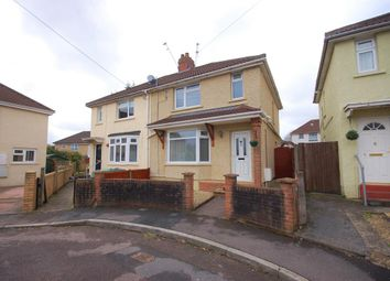 Thumbnail 3 bed semi-detached house for sale in Edward Road, Kingswood, Bristol