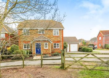 Thumbnail 4 bed detached house for sale in Willard Way, Ashington, Pulborough, West Sussex