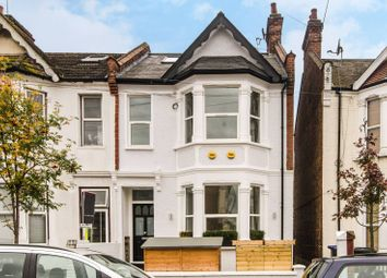 Thumbnail 3 bed flat to rent in Leghorn Road, Harlesden, London