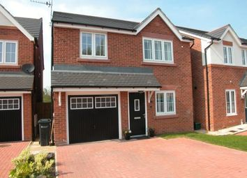 Thumbnail 3 bed detached house for sale in Dunlin Close, Parkgate, Neston, Cheshire