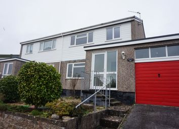 3 bed semi-detached house to rent in Pennor Drive, St. Austell PL25