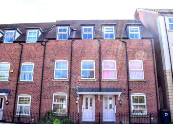 Thumbnail 3 bedroom end terrace house for sale in Cedar Road, Nuneaton, Warwickshire