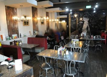 Thumbnail Restaurant/cafe to let in Calderwood Street, Woolwich, London