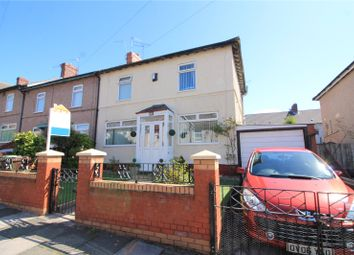 Thumbnail 3 bedroom end terrace house for sale in Clemmy Drive, Bootle