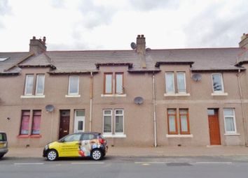 Thumbnail 1 bed flat for sale in Wellesley Road, Methil, Leven